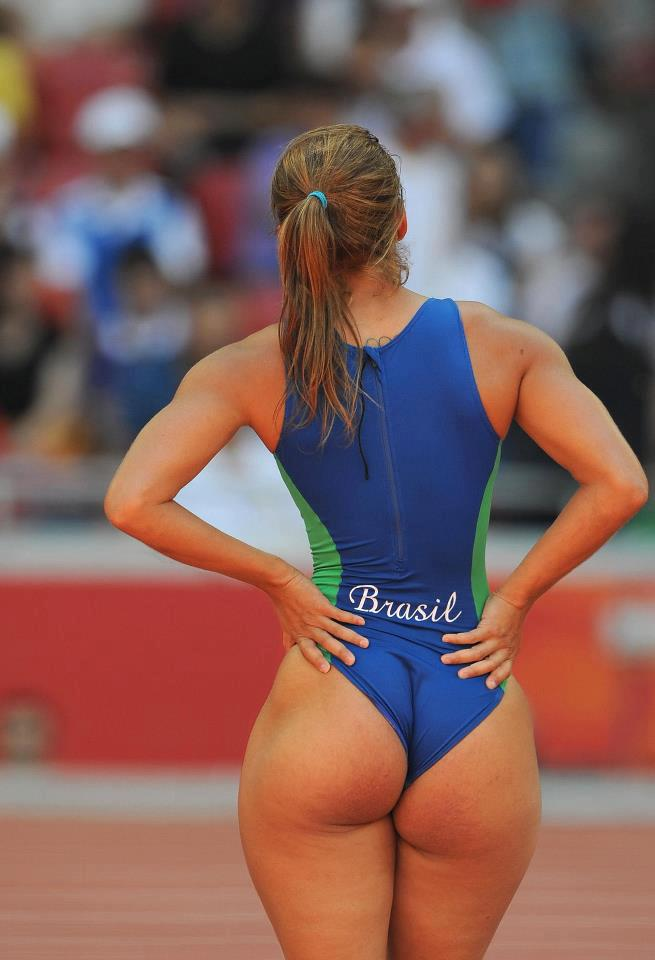 Russia,Darya Klishina, she's a natural beauty!